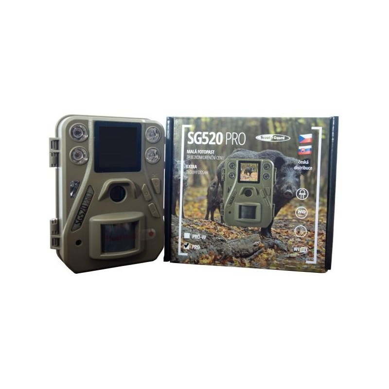 Fotopast Scoutguard SG520 PRO