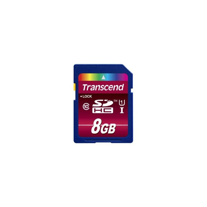SD karta Transcend 8GB