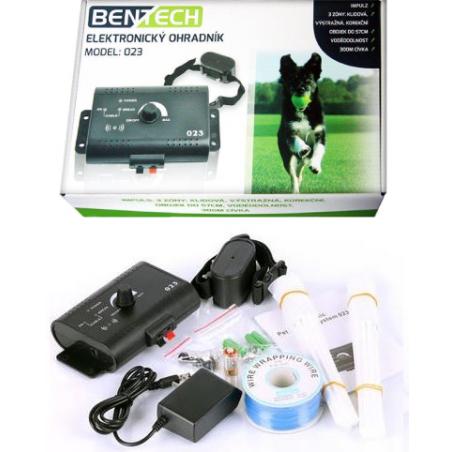 Elektronický neviditelný ohradník BENTECH 023