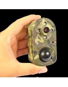 Miniaturní fotopasti